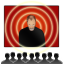 64x64px size png icon of Webcasts