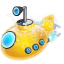 64x64px size png icon of Yellow Submarine