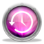 64x64px size png icon of TimeMachine Aurora