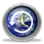 64x64px size png icon of TimeMachine Earth 3