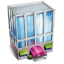 64x64px size png icon of Building
