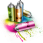 64x64px size png icon of Spray