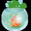 64x64px size png icon of Aquarium