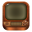 64x64px size png icon of TV Old