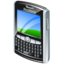 64x64px size png icon of blackberry