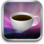 64x64px size png icon of Caffeine