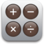 64x64px size png icon of iPhone Calculator
