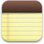 64x64px size png icon of iPhone Notes