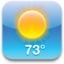 64x64px size png icon of iPhone Weather