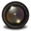 64x64px size png icon of Aperture 3 Authentic
