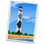 64x64px size png icon of Cape Lookout