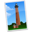 64x64px size png icon of Currituck Beach