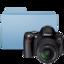 64x64px size png icon of Nikon D40 folder