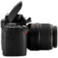 64x64px size png icon of Nikon D40 side