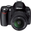 64x64px size png icon of Nikon D40