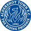 64x64px size png icon of Aldershot Town