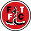 64x64px size png icon of Fleetwood Town