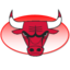 64x64px size png icon of Bulls
