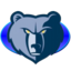 64x64px size png icon of Grizzlies