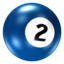 64x64px size png icon of Ball 2