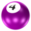 64x64px size png icon of Ball 4