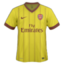 64x64px size png icon of Arsenal Away