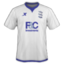 64x64px size png icon of Birmingham City Away