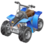 64x64px size png icon of atv racing