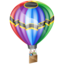 64x64px size png icon of ballooning