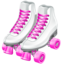 64x64px size png icon of roller skates