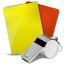 64x64px size png icon of Soccer referee