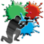 64x64px size png icon of Paint ball