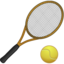 64x64px size png icon of Tennis