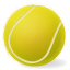 64x64px size png icon of Tennis ball
