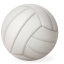 64x64px size png icon of Volleyball ball