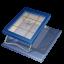 64x64px size png icon of gymnastics trampoline
