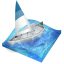64x64px size png icon of sailing