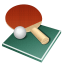 64x64px size png icon of table tenis
