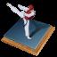 64x64px size png icon of taekwondo