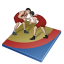 64x64px size png icon of wrestling freestyle
