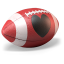 64x64px size png icon of Love Football