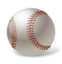 64x64px size png icon of Baseball Ball