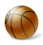 64x64px size png icon of Basketball Ball
