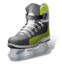 64x64px size png icon of Hockey IceSkate