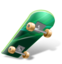 64x64px size png icon of Skateboard