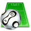 64x64px size png icon of Ball football camp