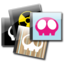 64x64px size png icon of CD BOX COLLECTION