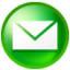 64x64px size png icon of Circle email