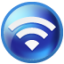64x64px size png icon of Circle wifi