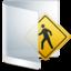 64x64px size png icon of Folder White Public